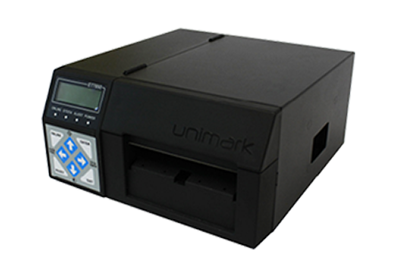 Unimark ET 7000 RFID Bag Tag & Boarding Pass Printer, Printesr for ticketing